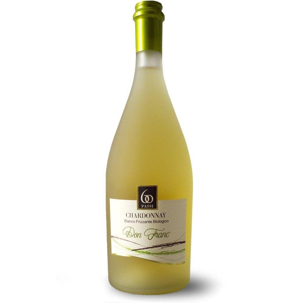 Don Franc' - Chardonnay I.G.T. - Bianco frizzante Biologico